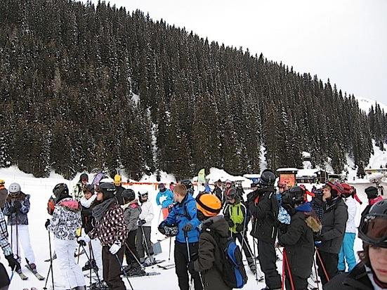 skifahrt